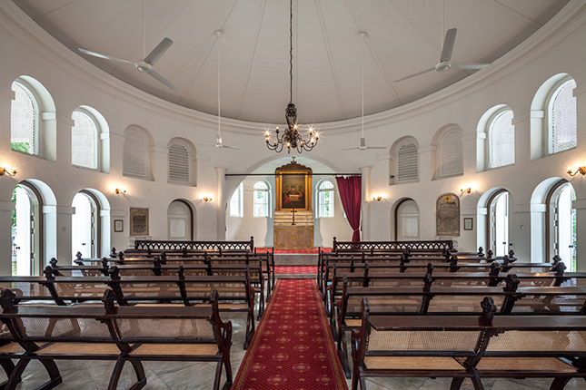 Armenian Church Interior