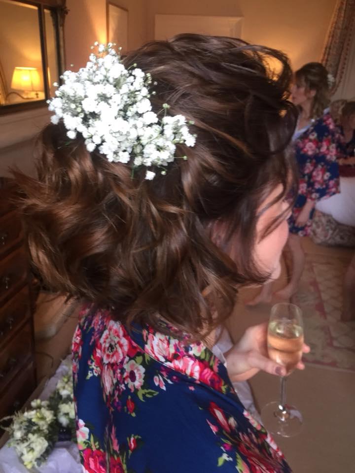 Decorative Bridal Hair