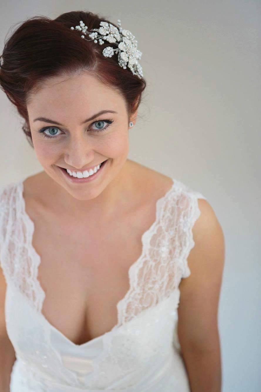 Bride with Classic Look