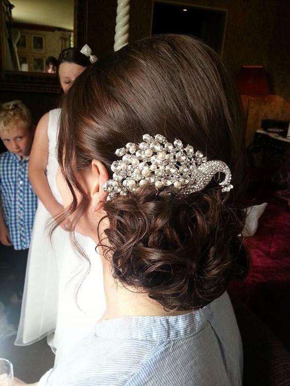 bridal hair the madeup team swan pin.jpg