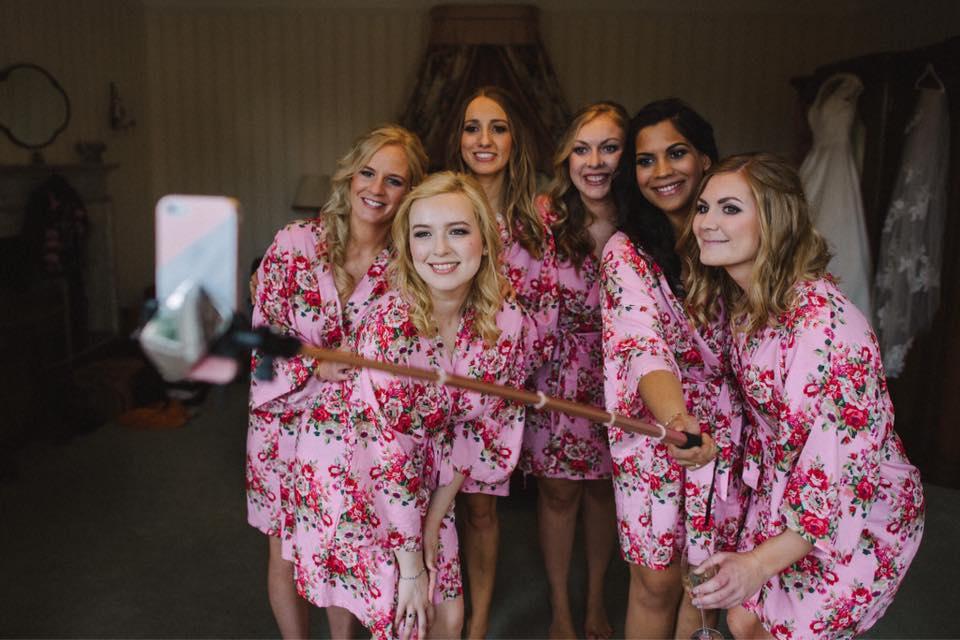 bride with her bridesmaids-themadeupteam.jpg