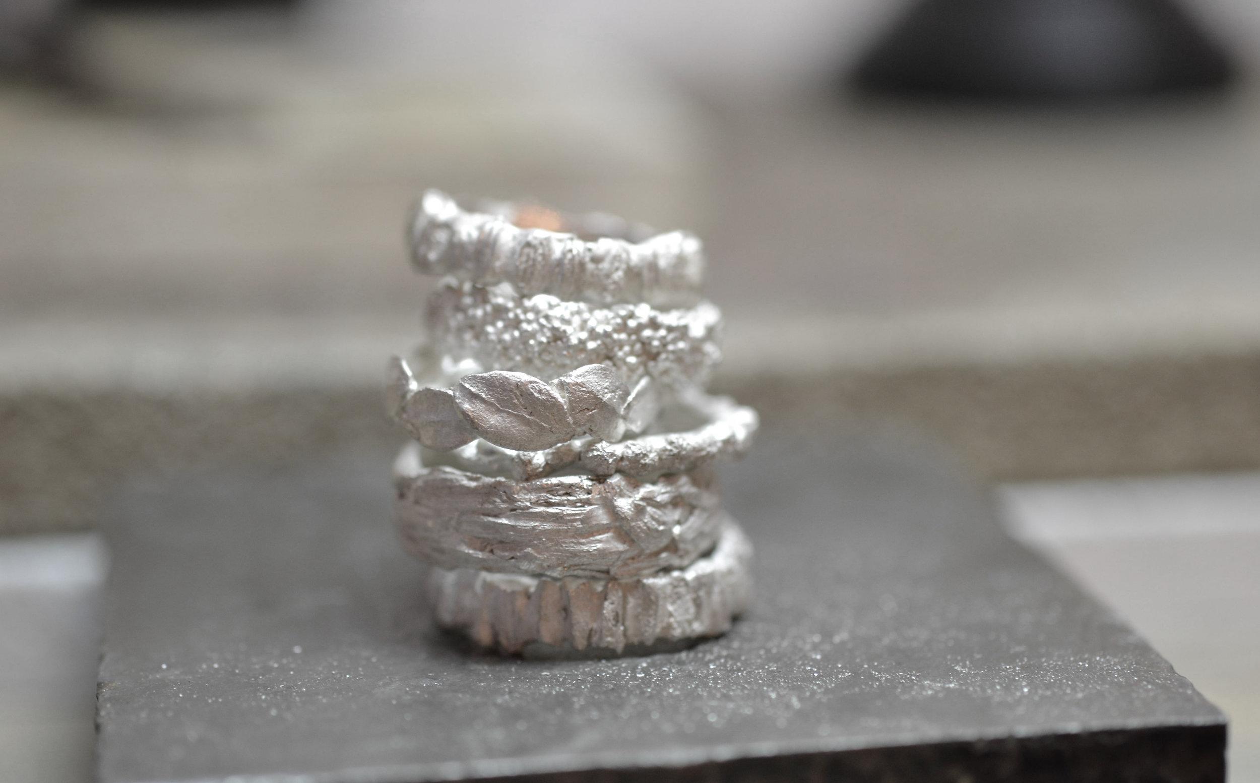 natural wedding rings making of 2.jpg