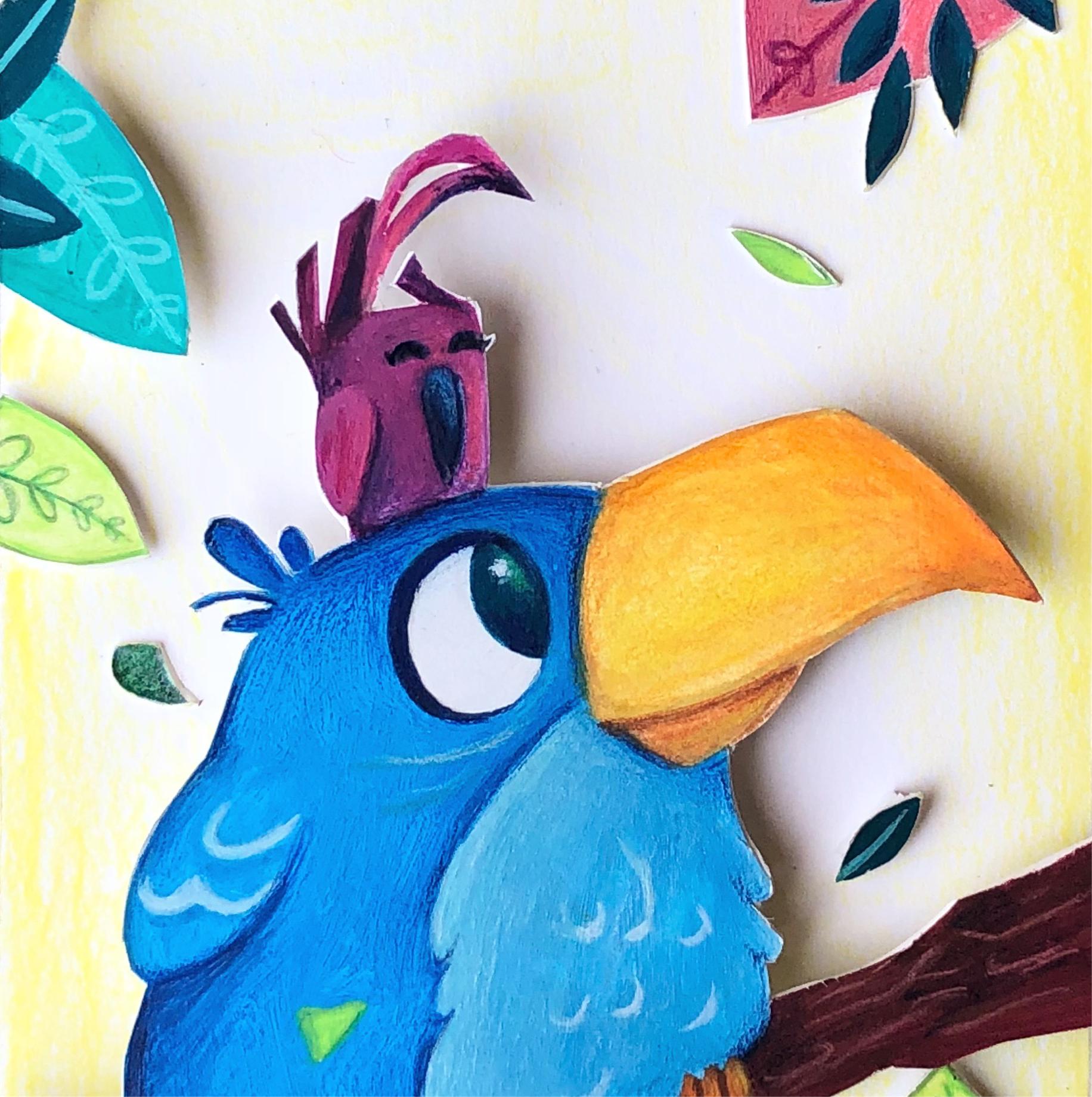 Tropical Bird   2018