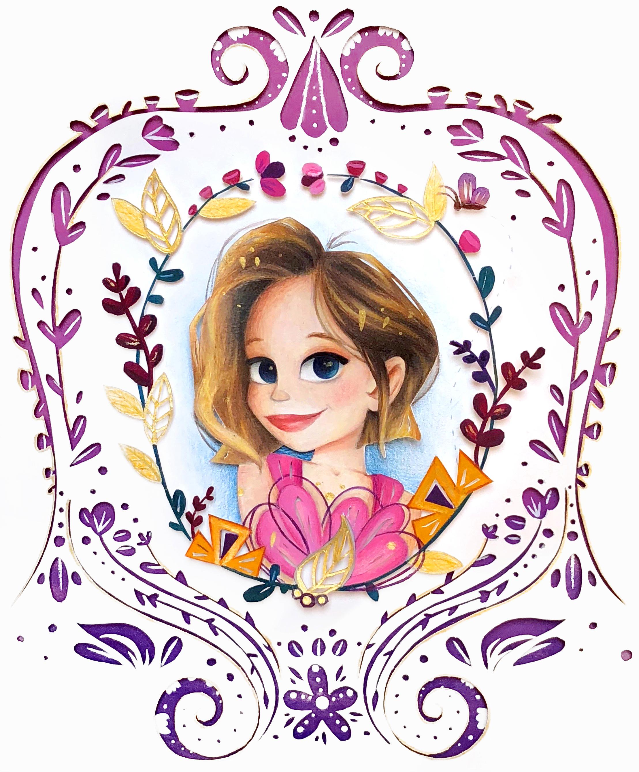 Fairy Portrait   2018