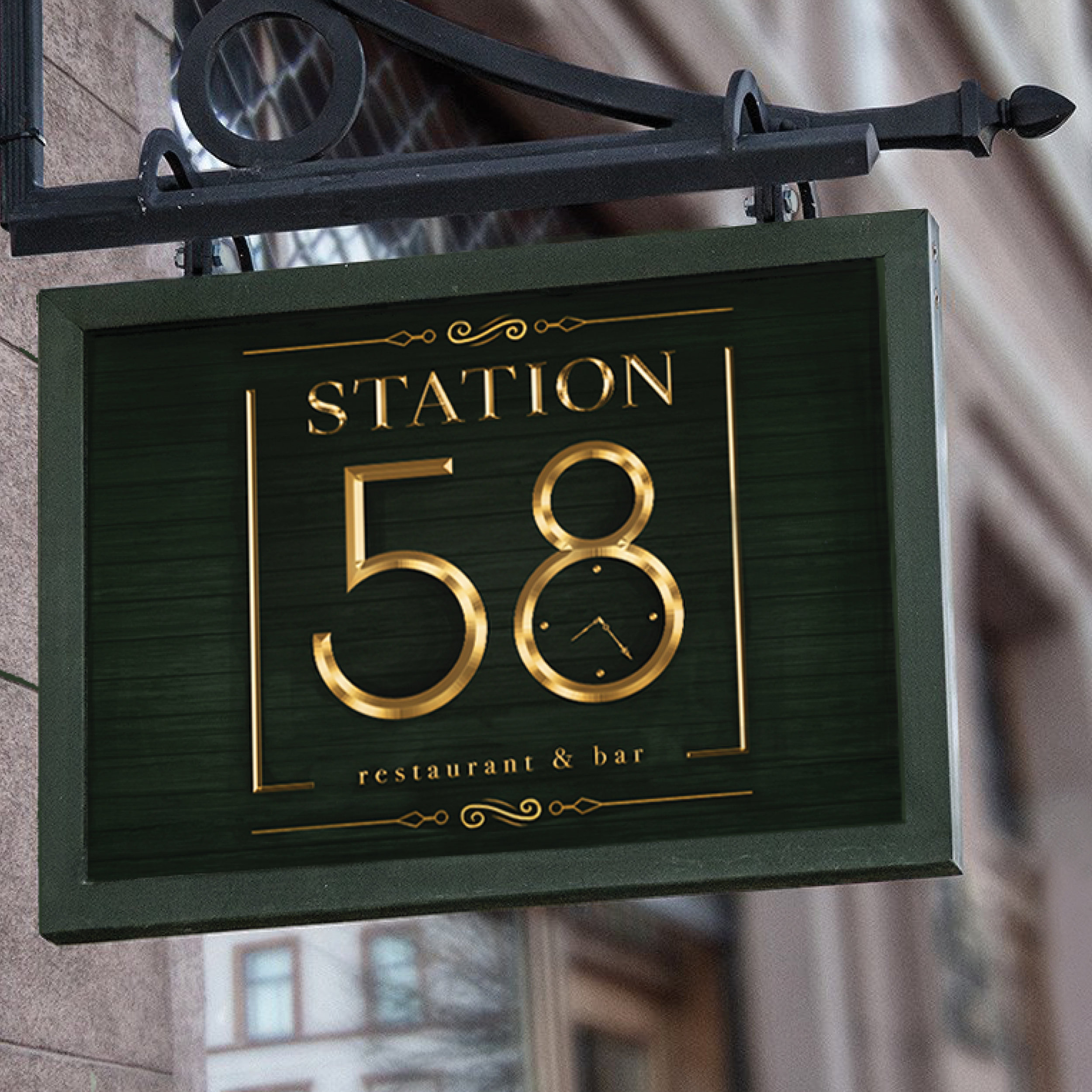 Station 58 Restaurant & Bar | 2018