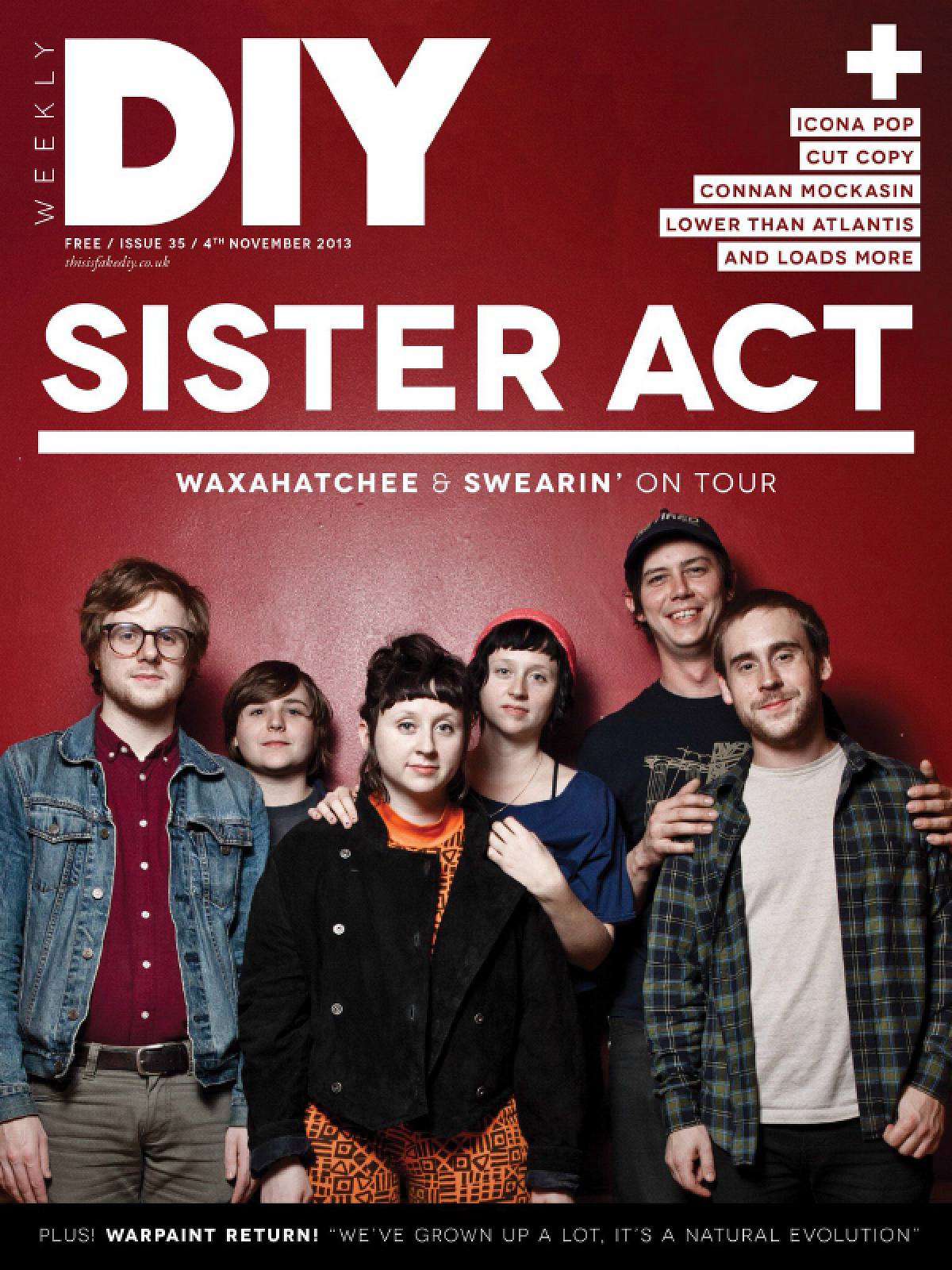 DIY Weekly, 4th November 2013