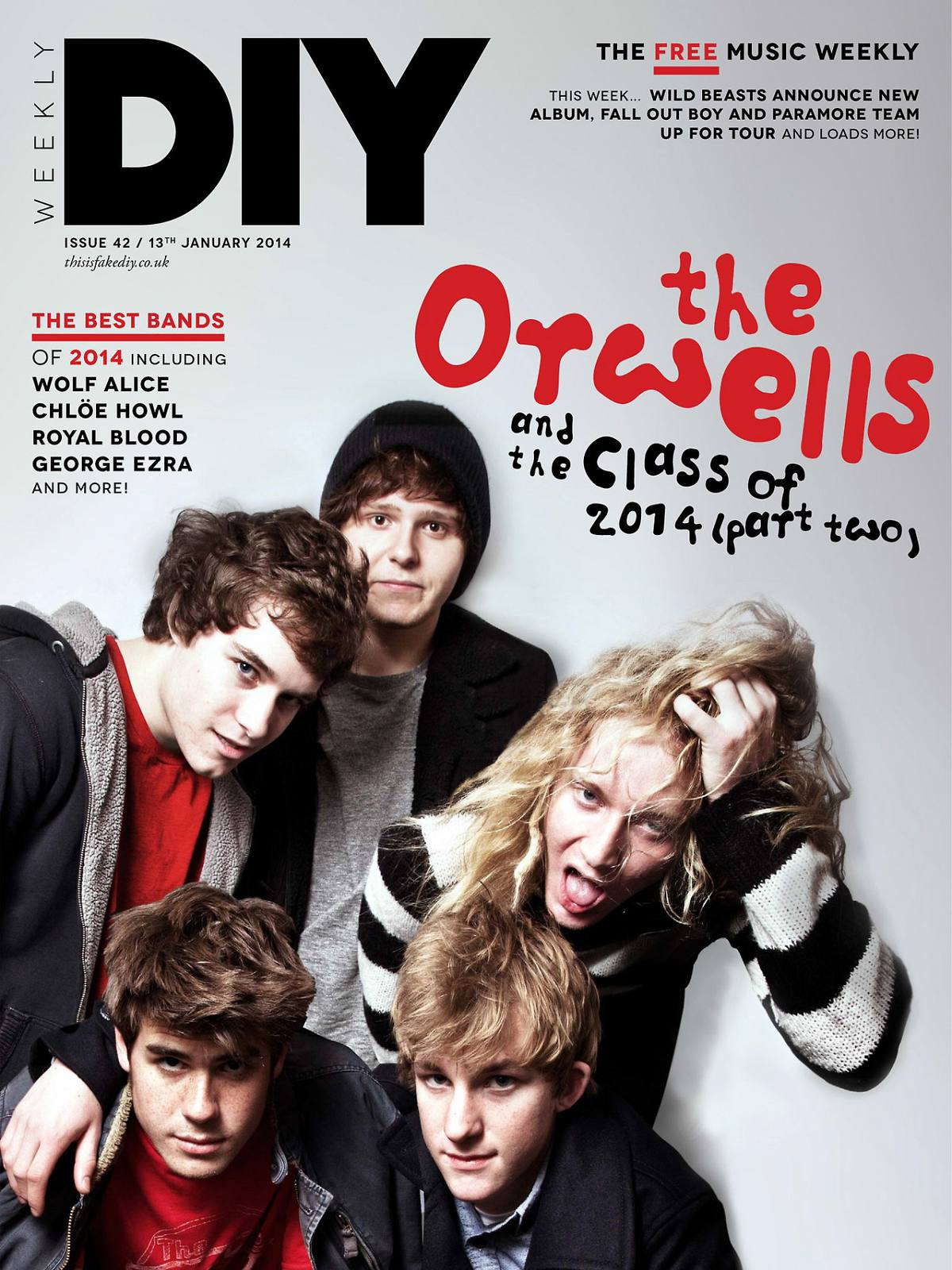 DIY Weekly, 13th January 2014