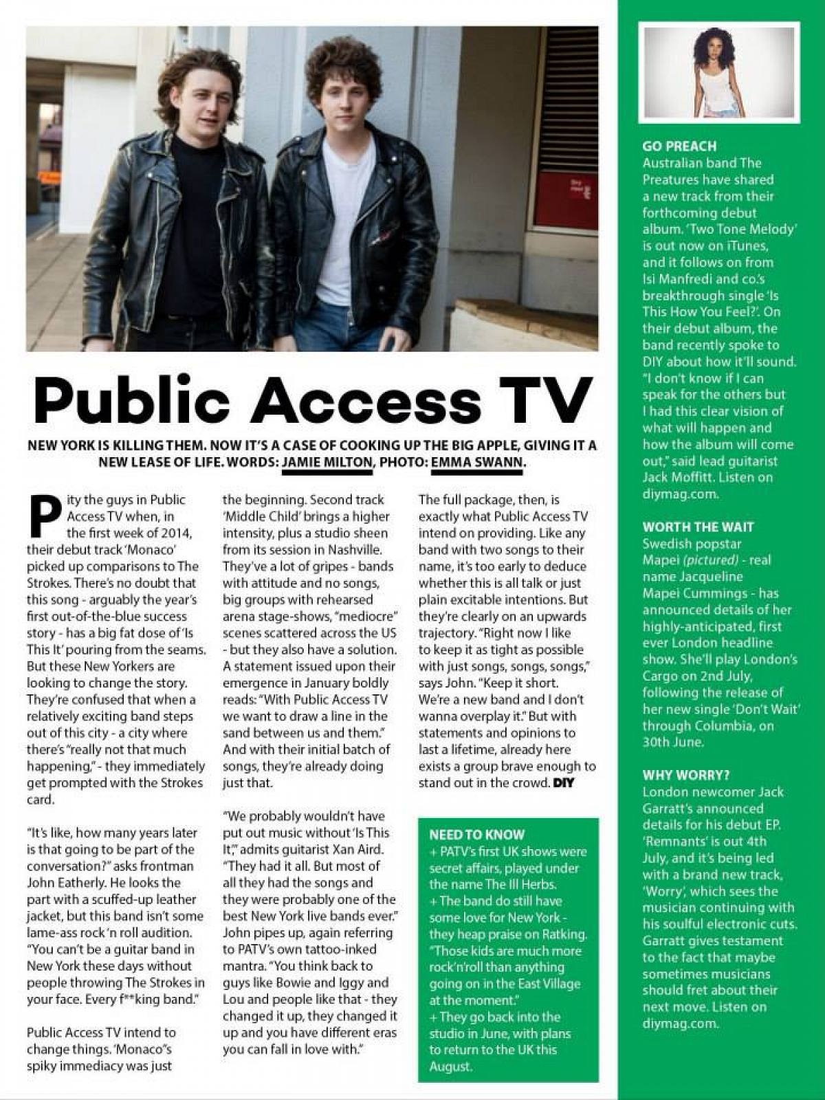 DIY Weekly, 9th June 2014