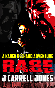 RAGE by J Carrell Jones