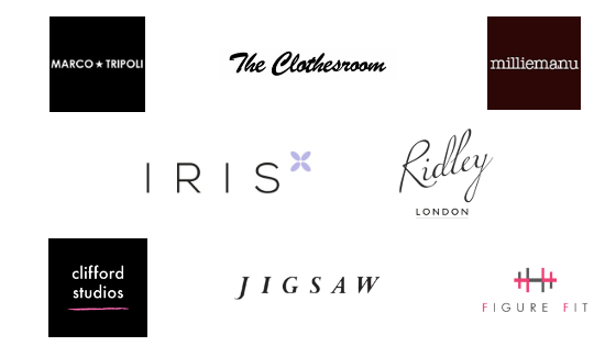 Barnes Charity Fashion Show Stores