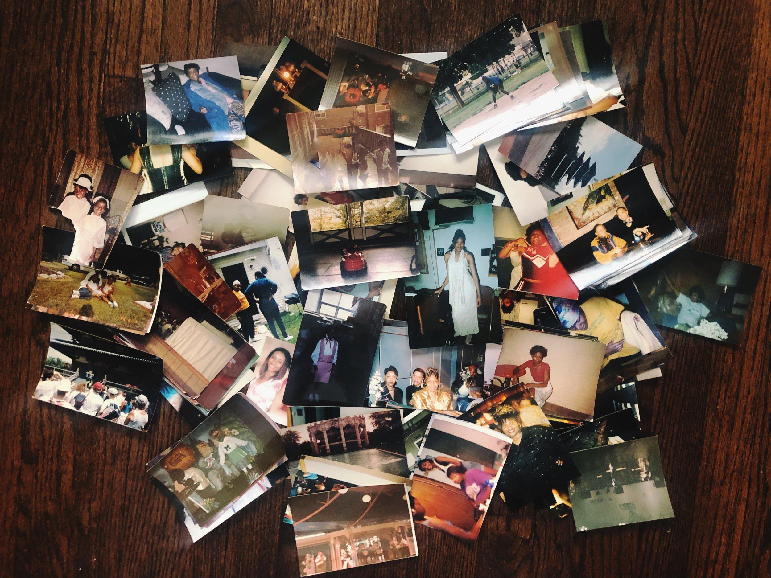 Visual Memoirs -