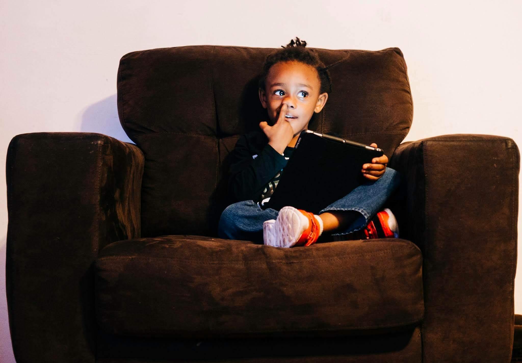 4th Birthday Portraits - boy