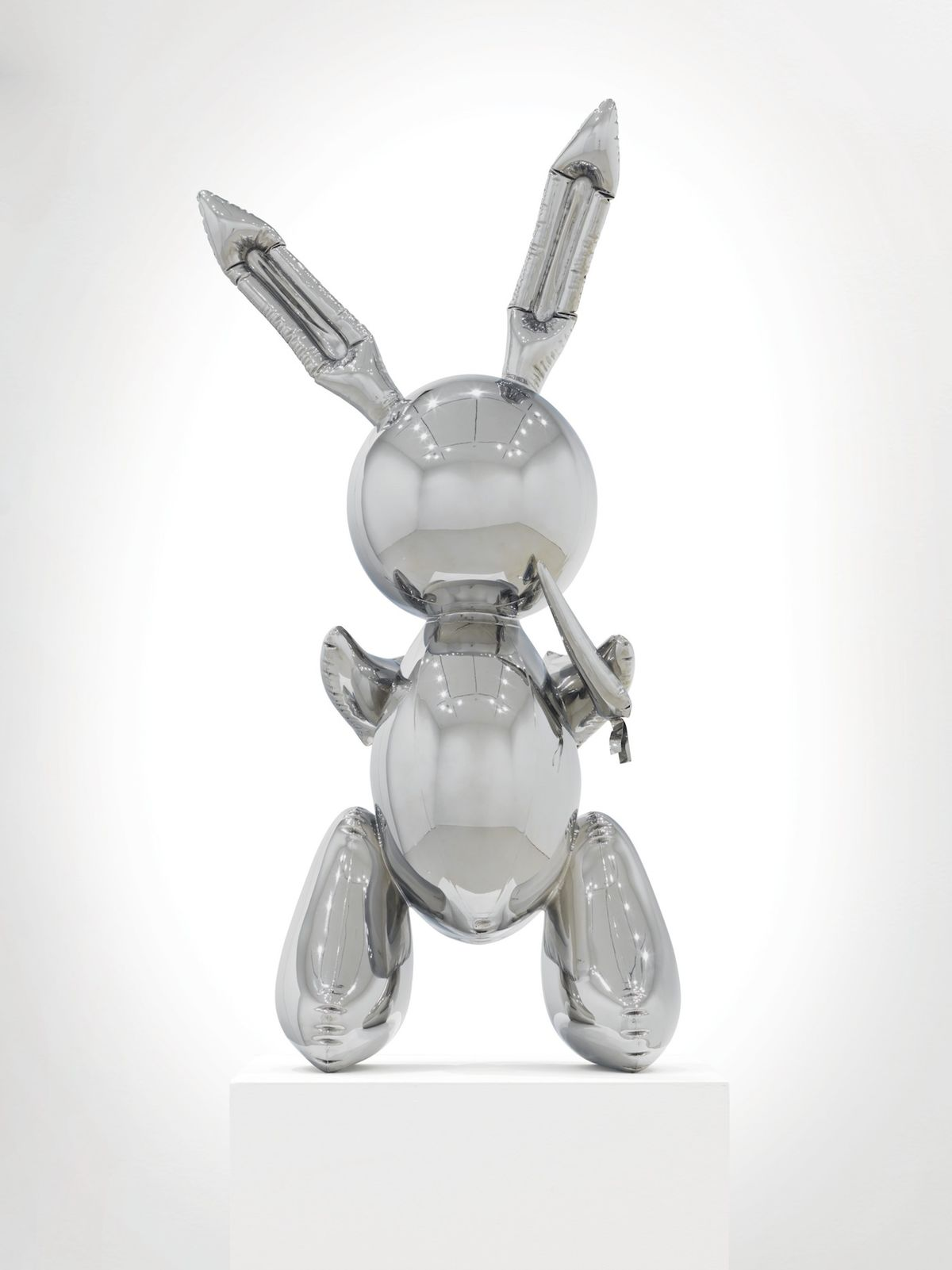 Jeff Koons,  Rabbit , 1986