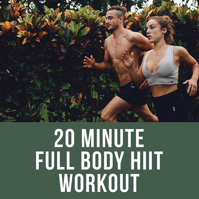 💦 Ready for a full body workout? 💪🏽For those of you looking to drop fat and tone up muscle. Or just wear yourself out so your mind can have some peace ✌🏿 🔥Swipe to see the 5 movements. 💪🏽You do all 5 movements for 40 seconds, and then rest 20 seconds. ✔️Jumping jacks ✔️High knees ✔️Burpees ✔️Lunges ✔️Plank 💪🏽Repeat that cycle 4 times for a 20 minute sweat session you can do at home or as a finisher at the gym for you more advanced fitness freaks. 🙏🏽Have specific questions on how to start or fine tune your work towards your goals? Drop them below 👇🏽👇🏽👇🏽