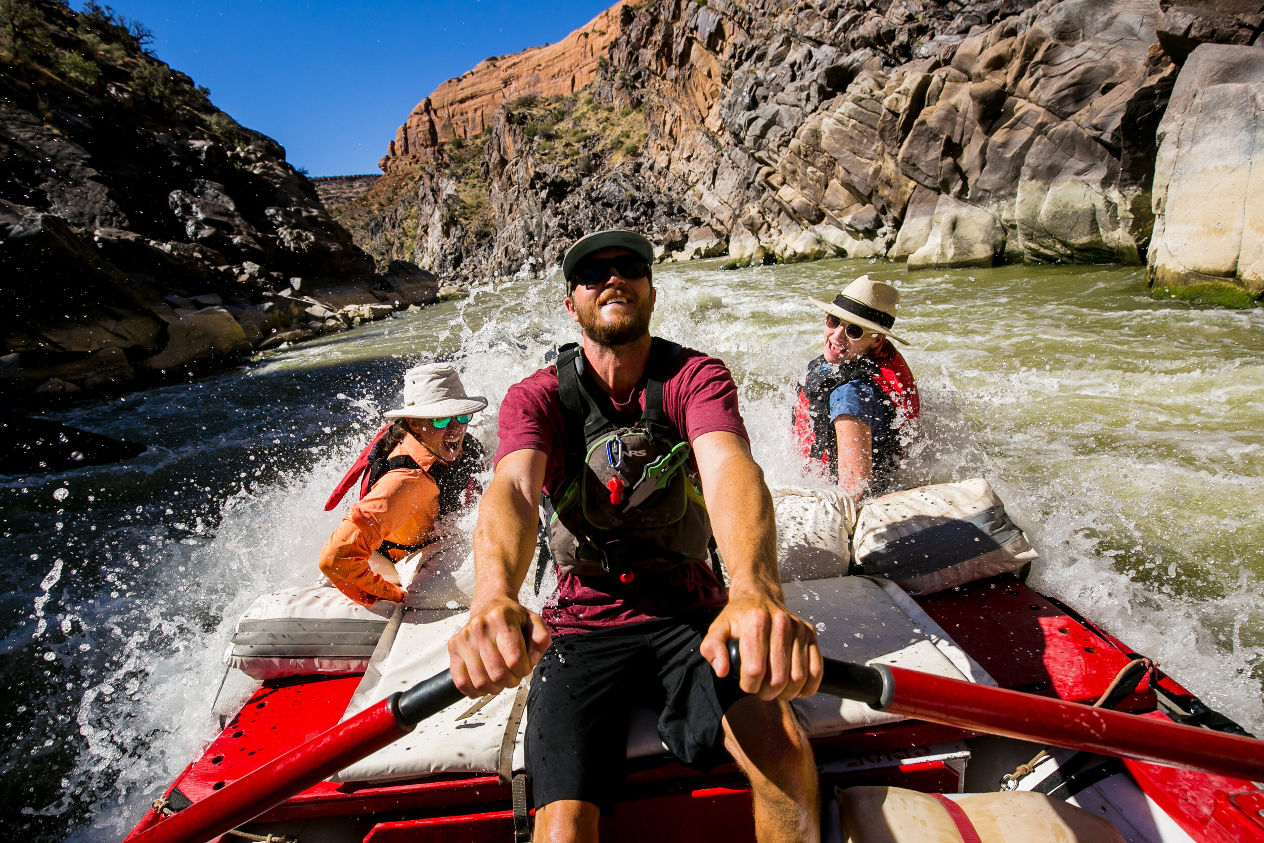 Lgbtq Colorado River Rafting Trip W Holiday Rafting Expeditions Full Venture Out Project