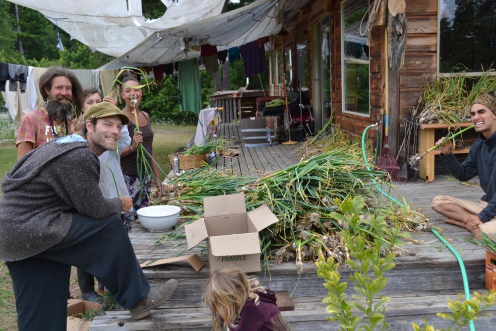 I turn people away from my farm almost daily - Freyja Skye -