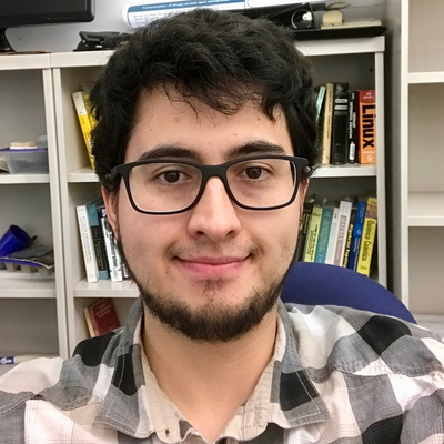 Martin Mosquera (Ph.D)(Postdoc at Northwestern) -
