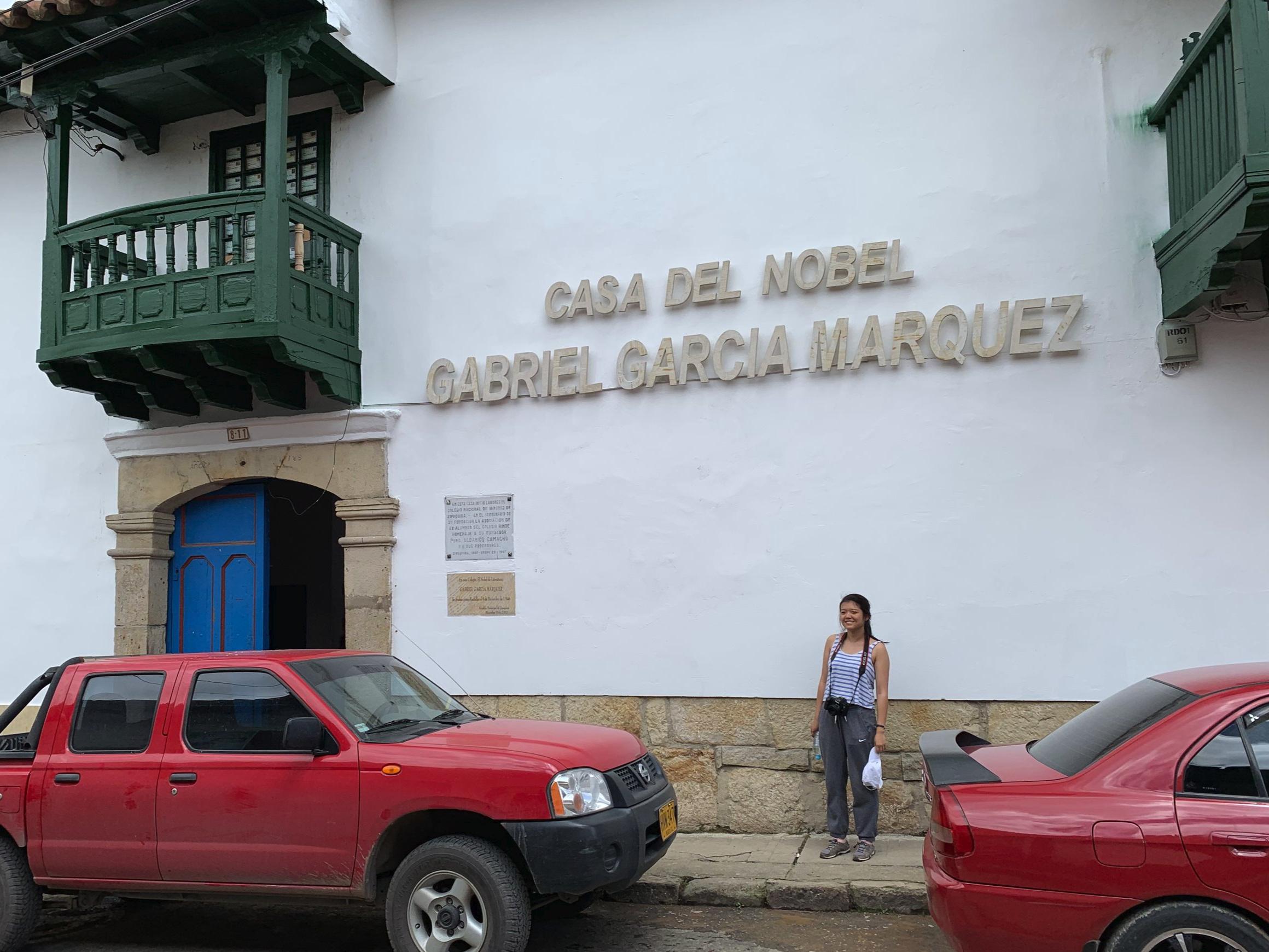 Casa de Garcia Marquez