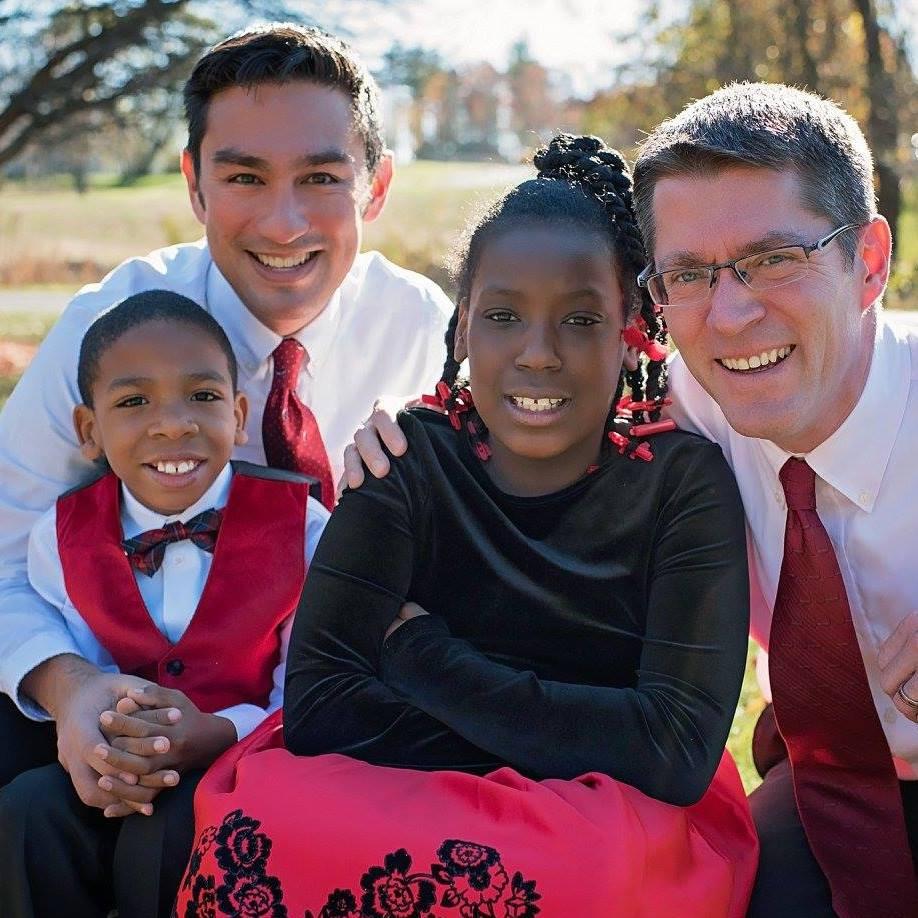 Johnny Cole & Family
