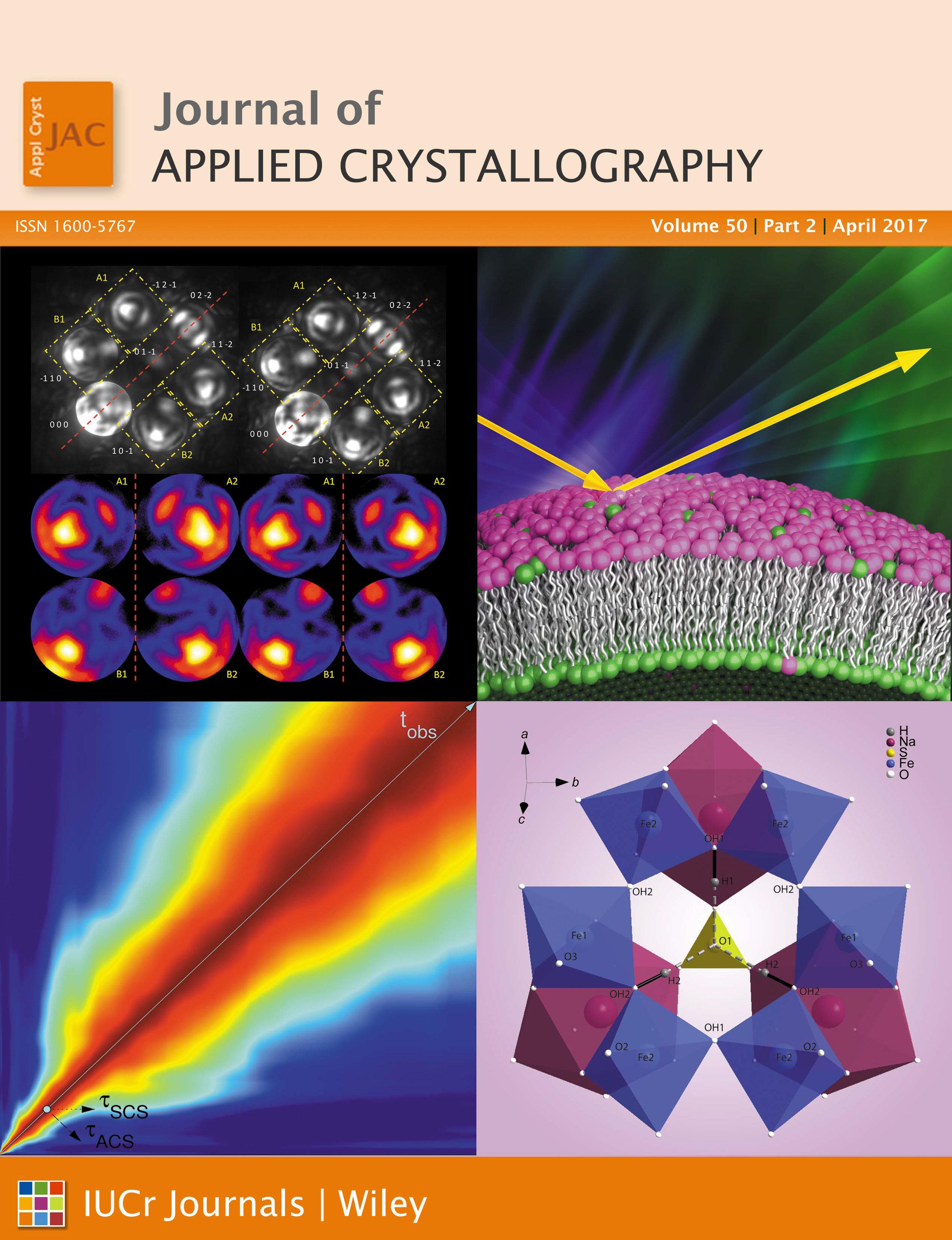 Eicher et al. 2017 J. Appl. Crystallogr. 50:419