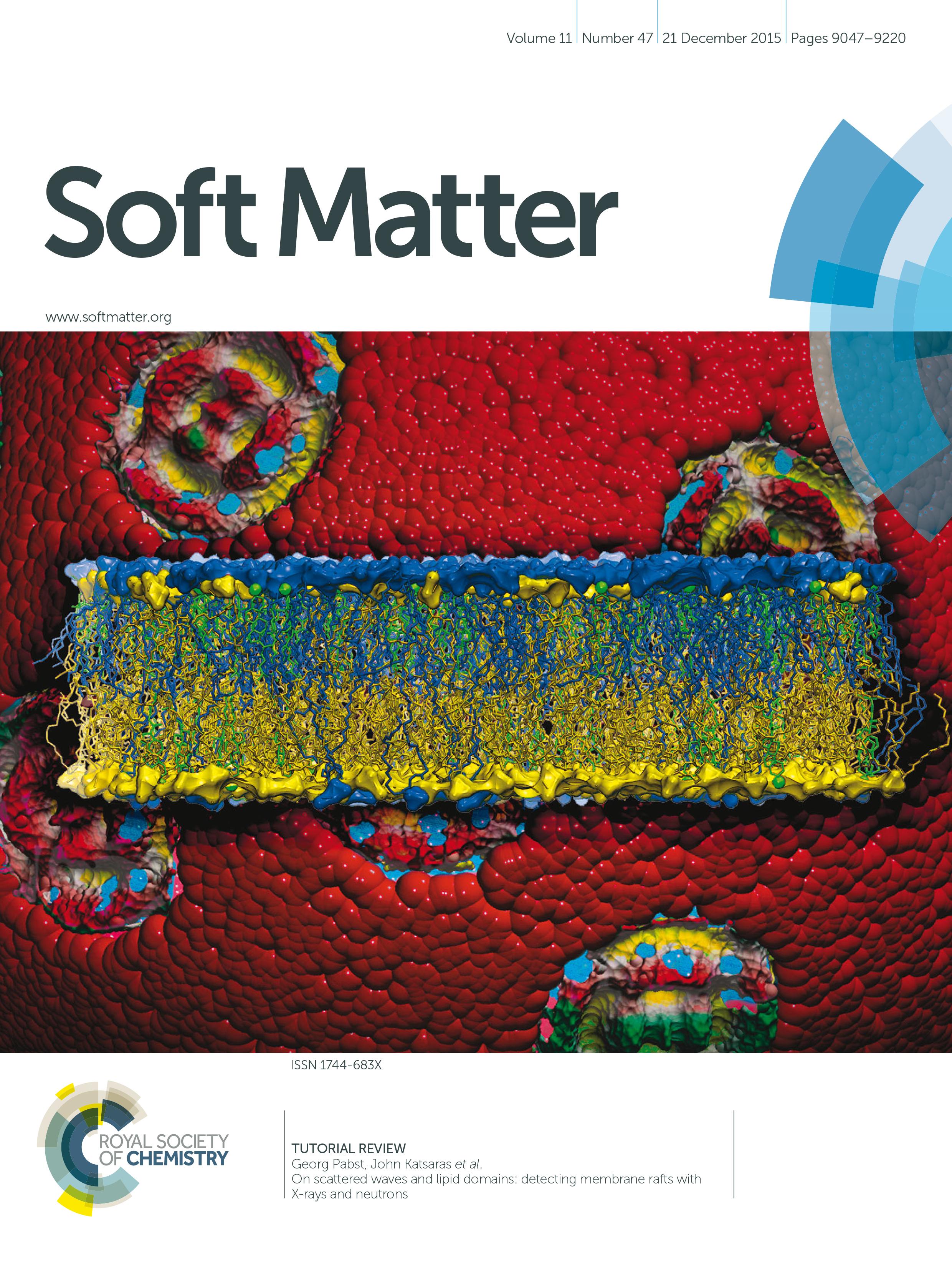 Marquardt et al. 2015 Soft Matter 11:9055