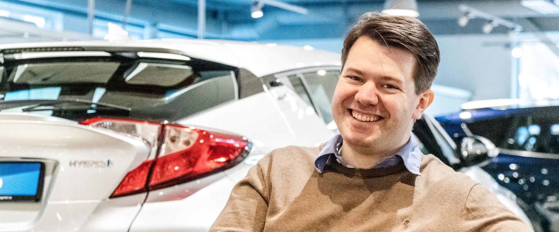 Jæger Automobil - Bergens Tidende