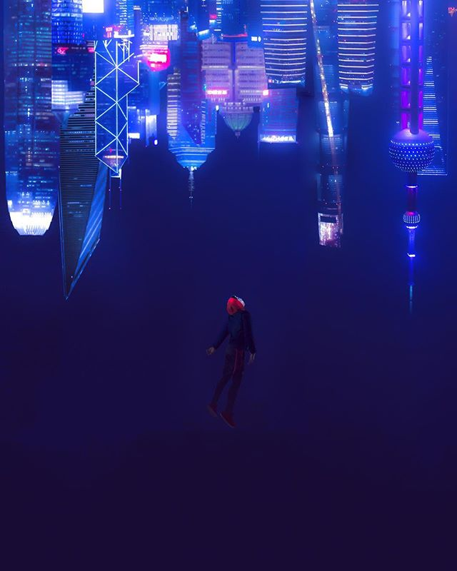 Growing up my favourite superhero was definitely Spider-Man. From Tobey McGuire, to Andrew Garfield and Tom Holland's adaptations, I've loved them all, and yes that does include Tobey McGuire's infamous emo scene 👈🏻👉🏻 Watching the most recent 'into the spider verse' inspired me for this edit. Its fantastic visuals, soundtrack, and surprisingly bold story telling culminated into a heart-stopping moment with the web slinger frozen in time above a city of neon. 📷+💁🏻‍♂️ @_khcf  Let me know who your favourite superhero is in the comments 🕷 . . . #spiderman #night_shooterz #ig_neoncities #streetleaks #globalnightsquad #artofvisuals #theimaged #ourmoodydays #visualambassadors #fatalframes #illgrammers #heatercentral #way2ill #creatorclass #gramslayers #citykillerz #unlimitedcities #serialshooters #sonyalpha #eclectic_shotz #nightowls #citygrammers #shotzdelight #hypebeast #cyberpunk #moodygrams #fatalframes10k #depthobsessed #createcommune #highsnobiety
