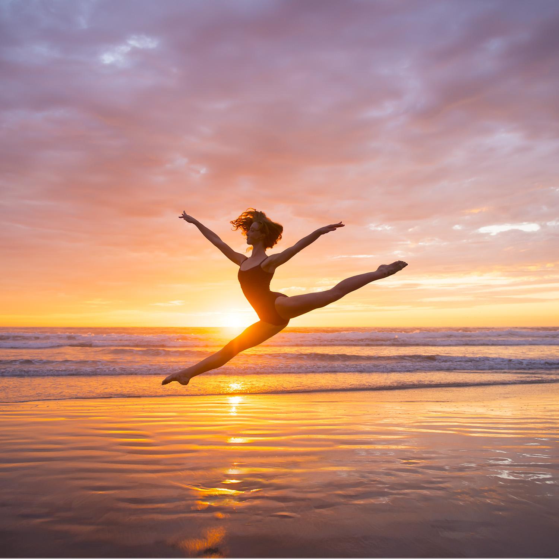 Lightheart Dance Art - let's make some art