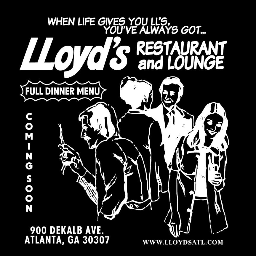 LLOYD'S - Coming Soon...
