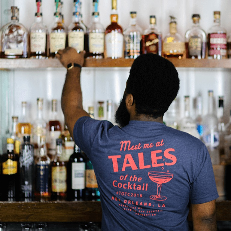 TALES OF THE COCKTAIL FOUNDATION - Brand Identity, Collateral, Merchandise