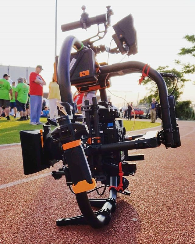 Walking around with the Movi + EasyRig and riding on a Mini Segway at an event will create you a fan club for sure. Also will capture some great content. . #movipro #movioperator #freeflysystems #tiltanucleusm #smallhd #canoncinema #canonc200 #ignitedigi #cinematographer #directorofphotography #cameraoperator #bostonvideographer #bostonvideoproduction