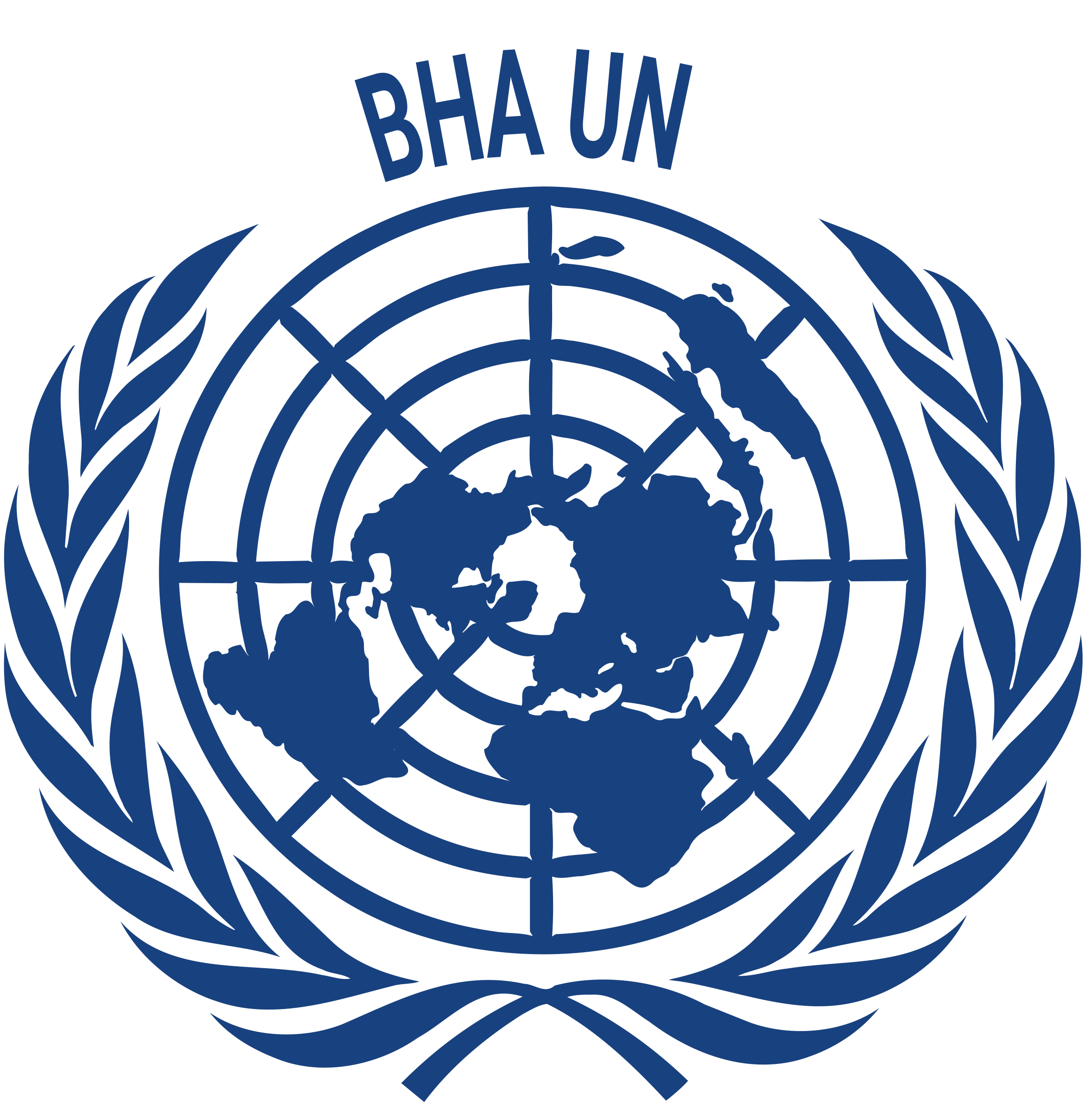 BHA UN logo