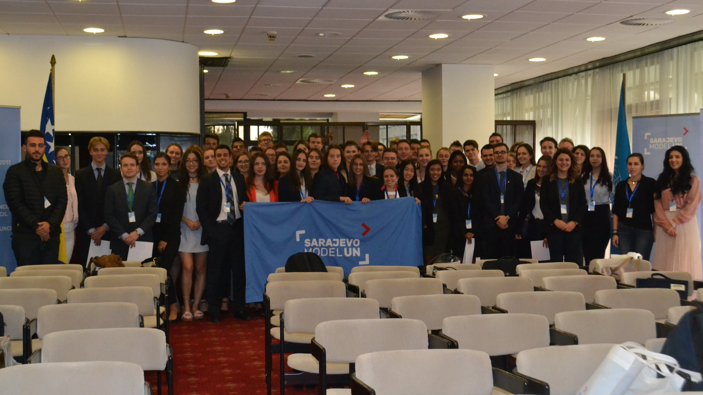 Sarajevo Model UN, Closing Ceremony
