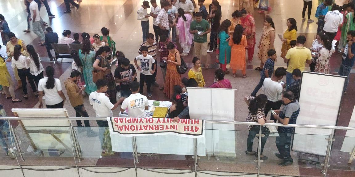 4th International Humanity Olympiad - Crown Interiorz Mall, Faridabad.jpeg