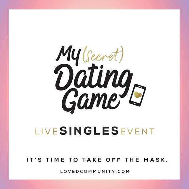 Tired of the dating apps? You're going to love this. Join Us offline!💓#connectdifferently #mysecretdatinggame