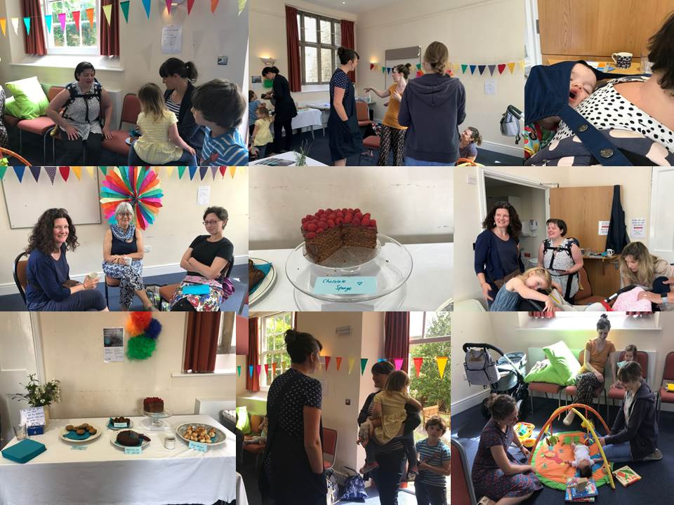 A few snaps from the launch of our free breastfeeding support drop in based in Witney.