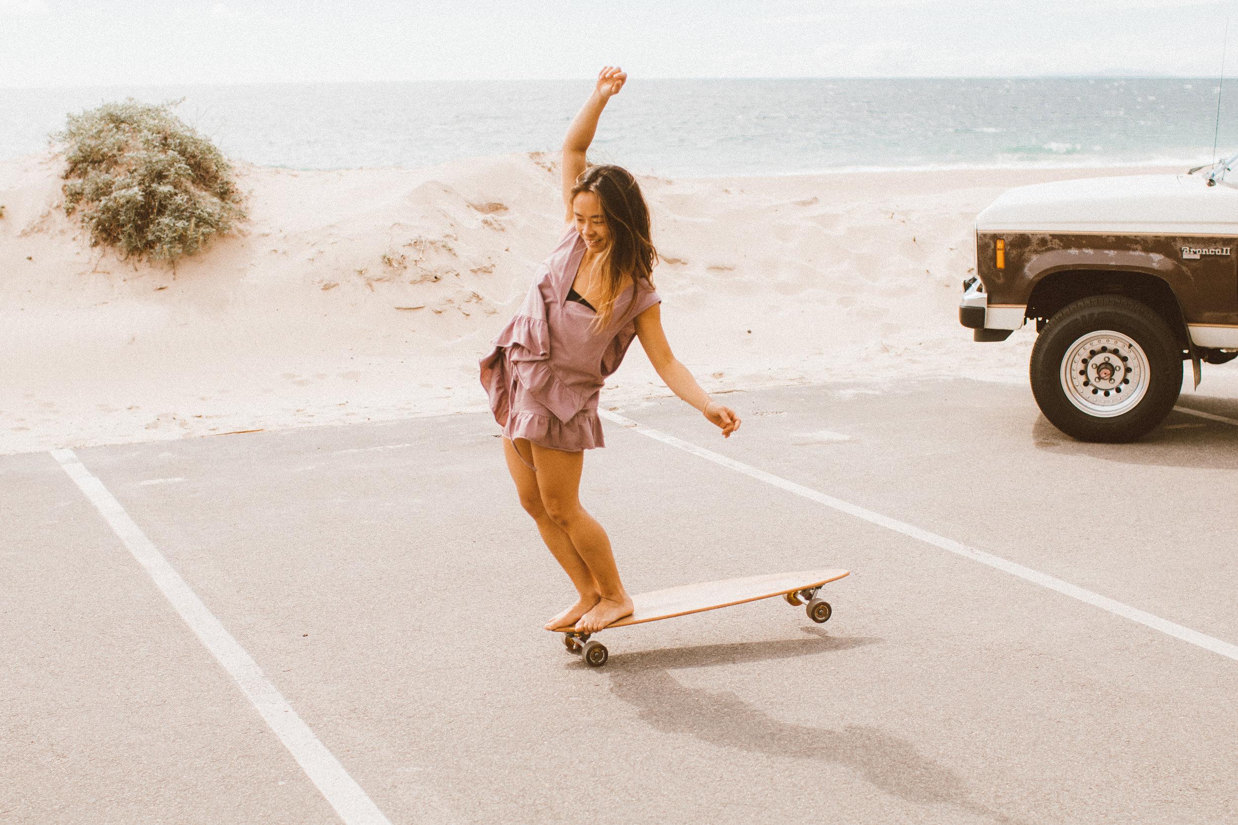 The Bare Road Hannah Wang Malibu