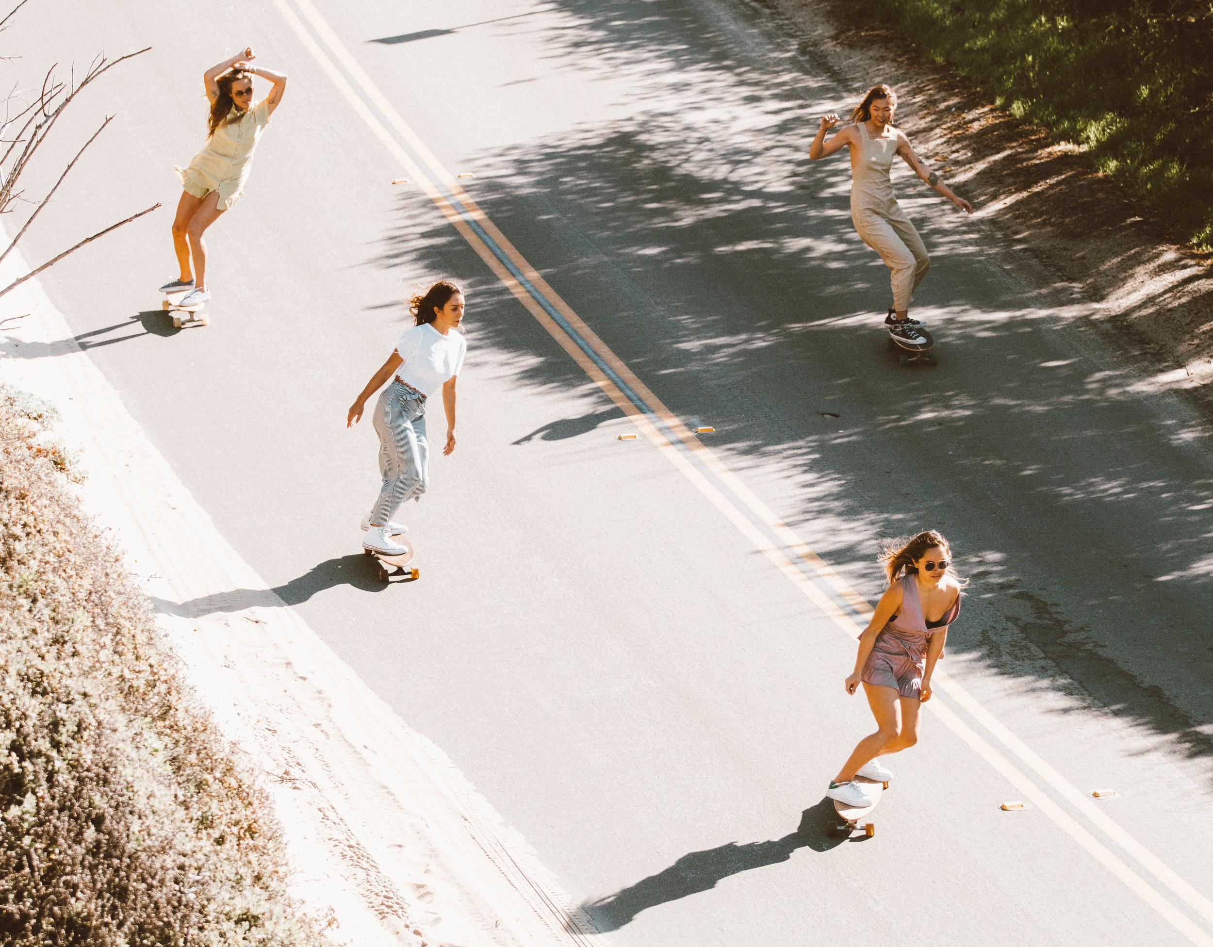 The Bare Road The Gnar Gnar Honeys