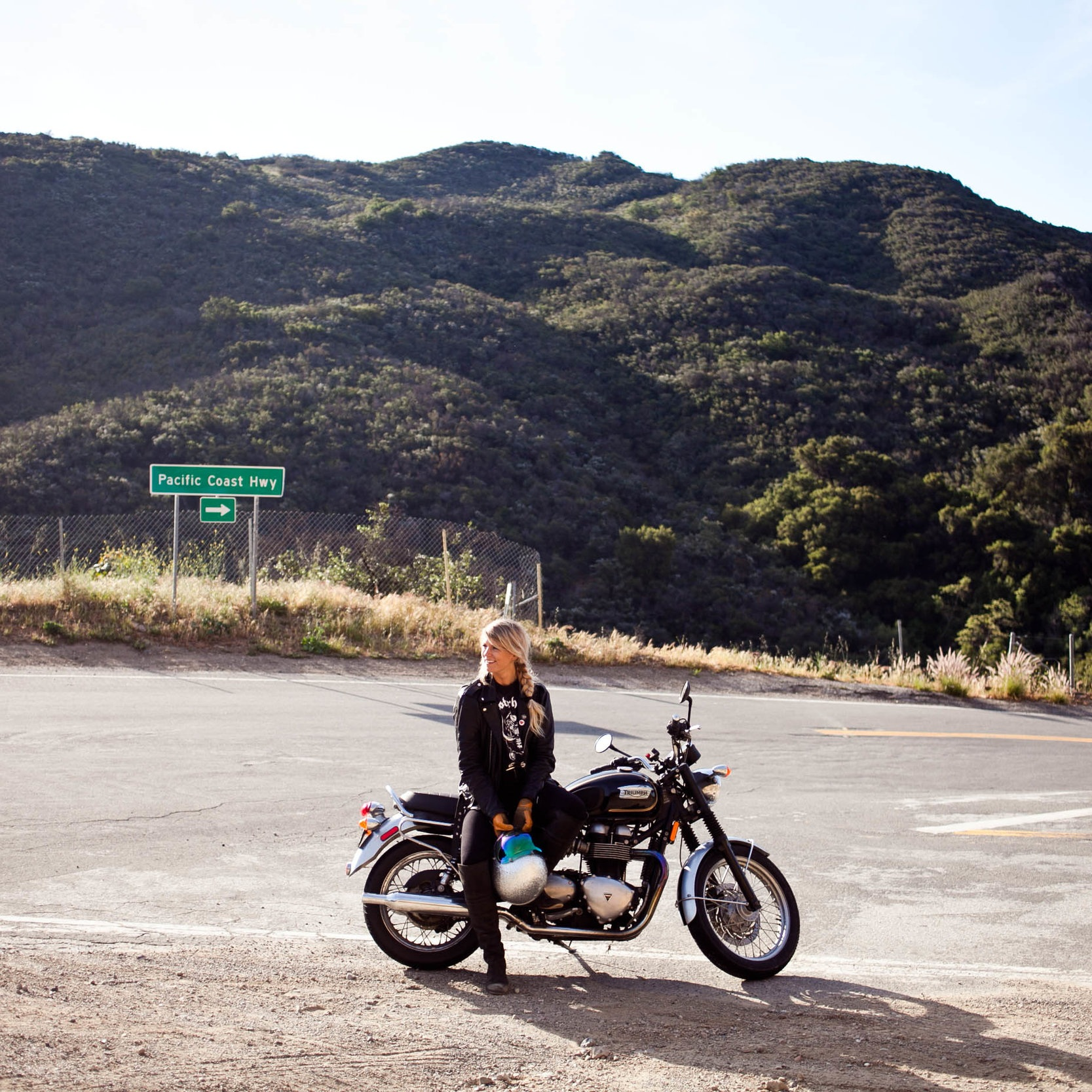 RIDE OUT -