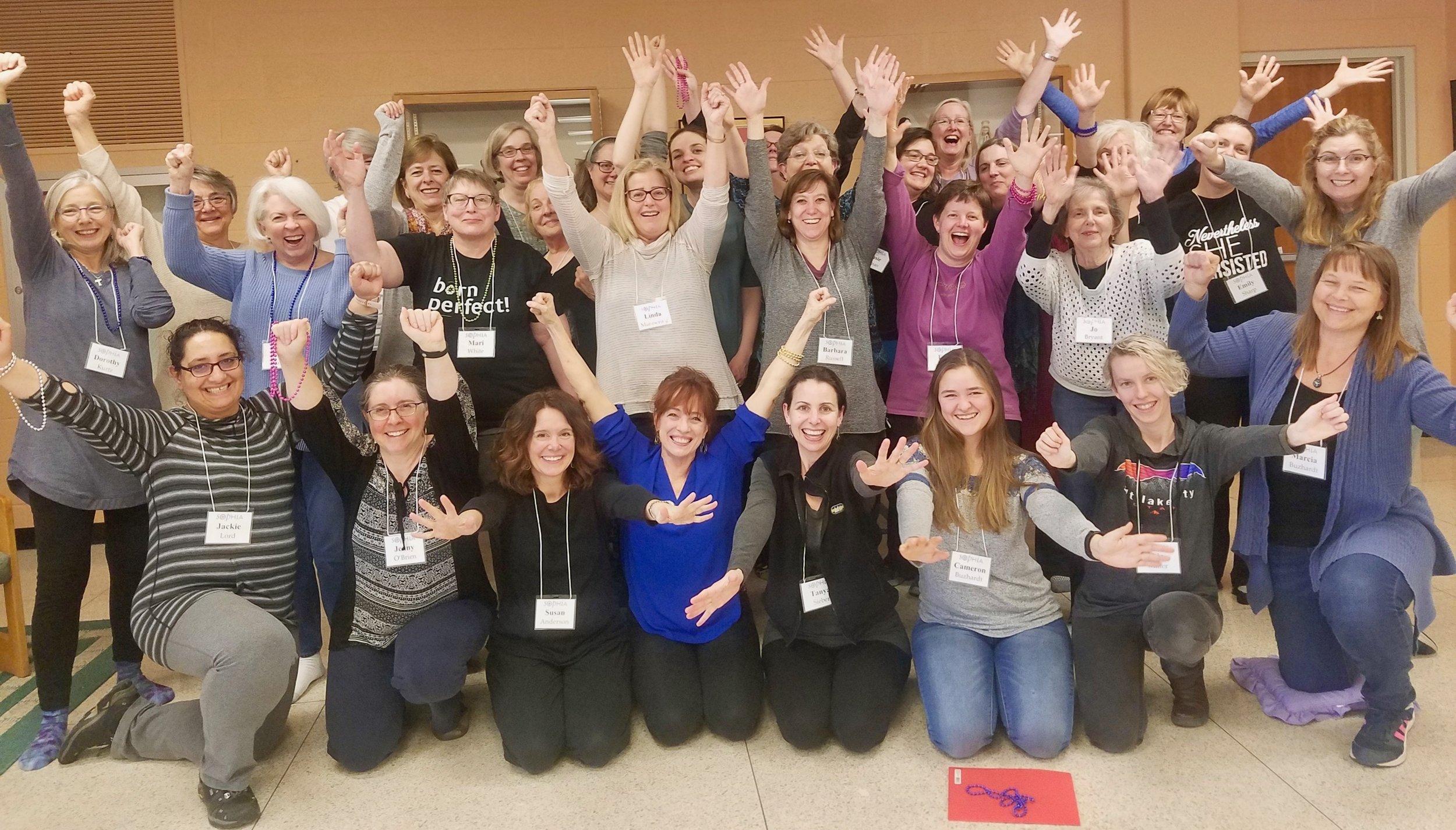 Plymouth Women's Retreat - February, 2019