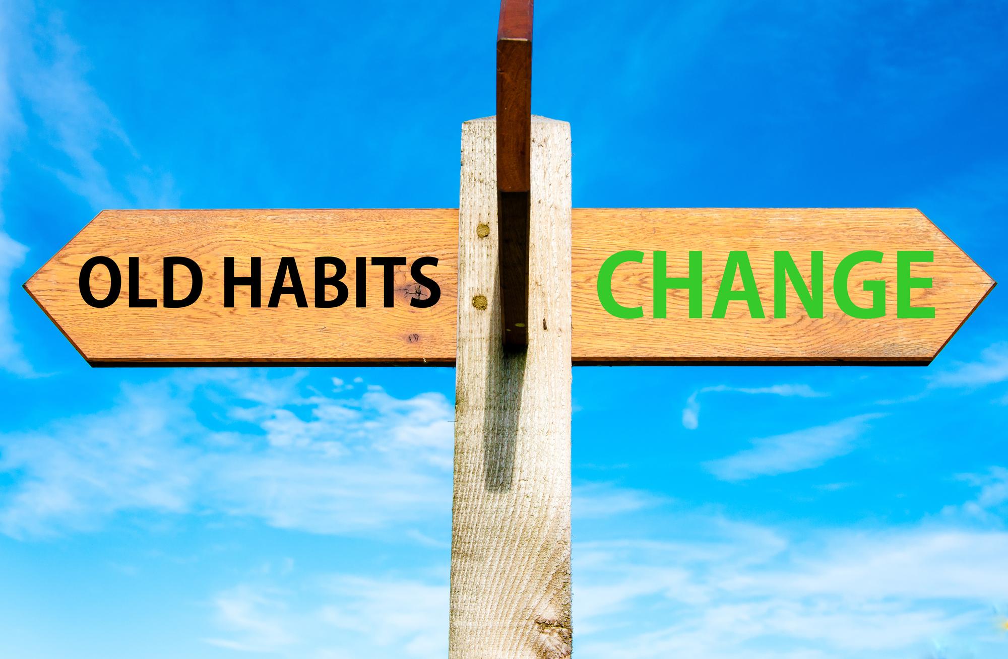 Two Traps That Derail Habits