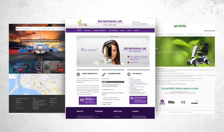 Web Design: Your Basics Guide    Last month, we shared the  importance of small businesses to have a website . Making the decision to have a website, however, is the easiest part because you will need to then create a website that helps you fulfill business goals.