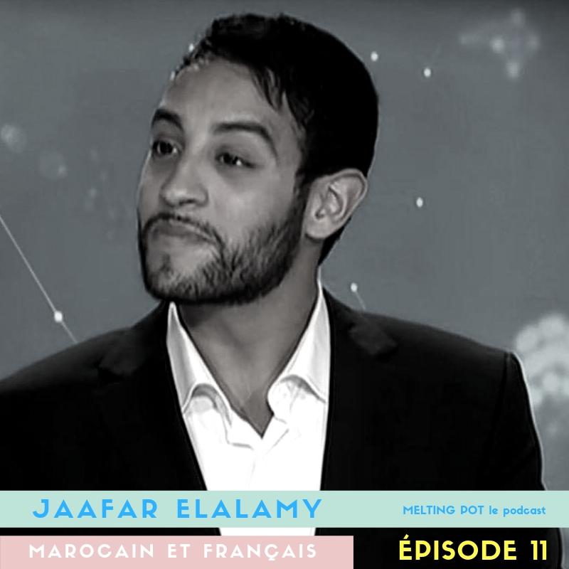 Jaafar Elalamy, jeune entrepreneur en France d'origine marocaine