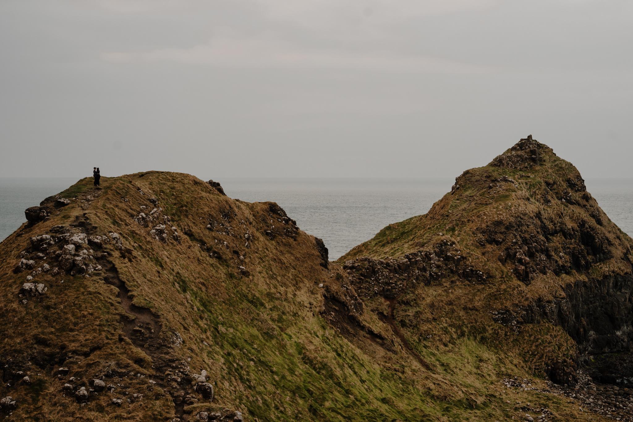 alternative elopement locations in Ireland The giants Causeway