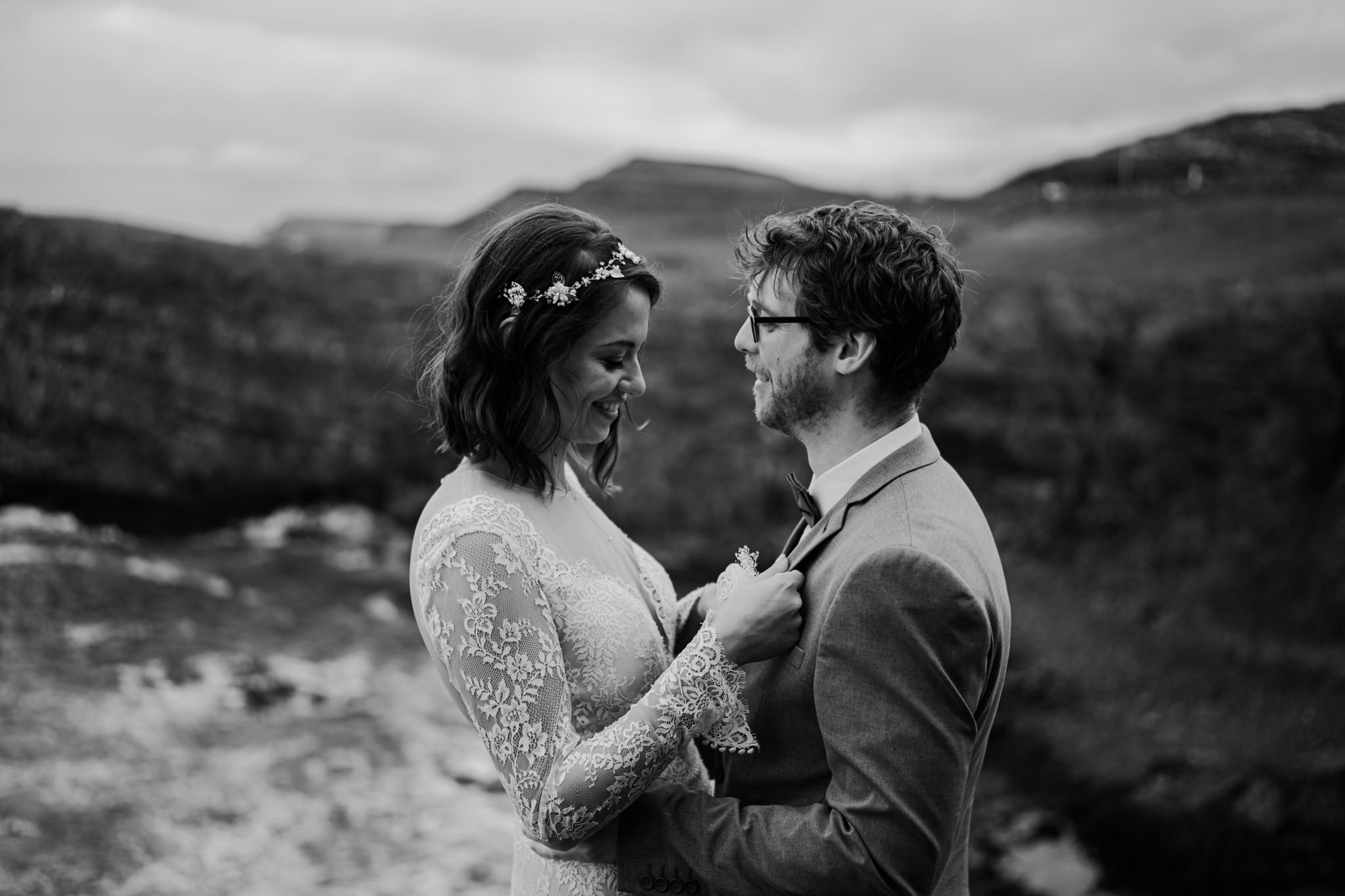 places to elope in Ireland Dunluce Castle