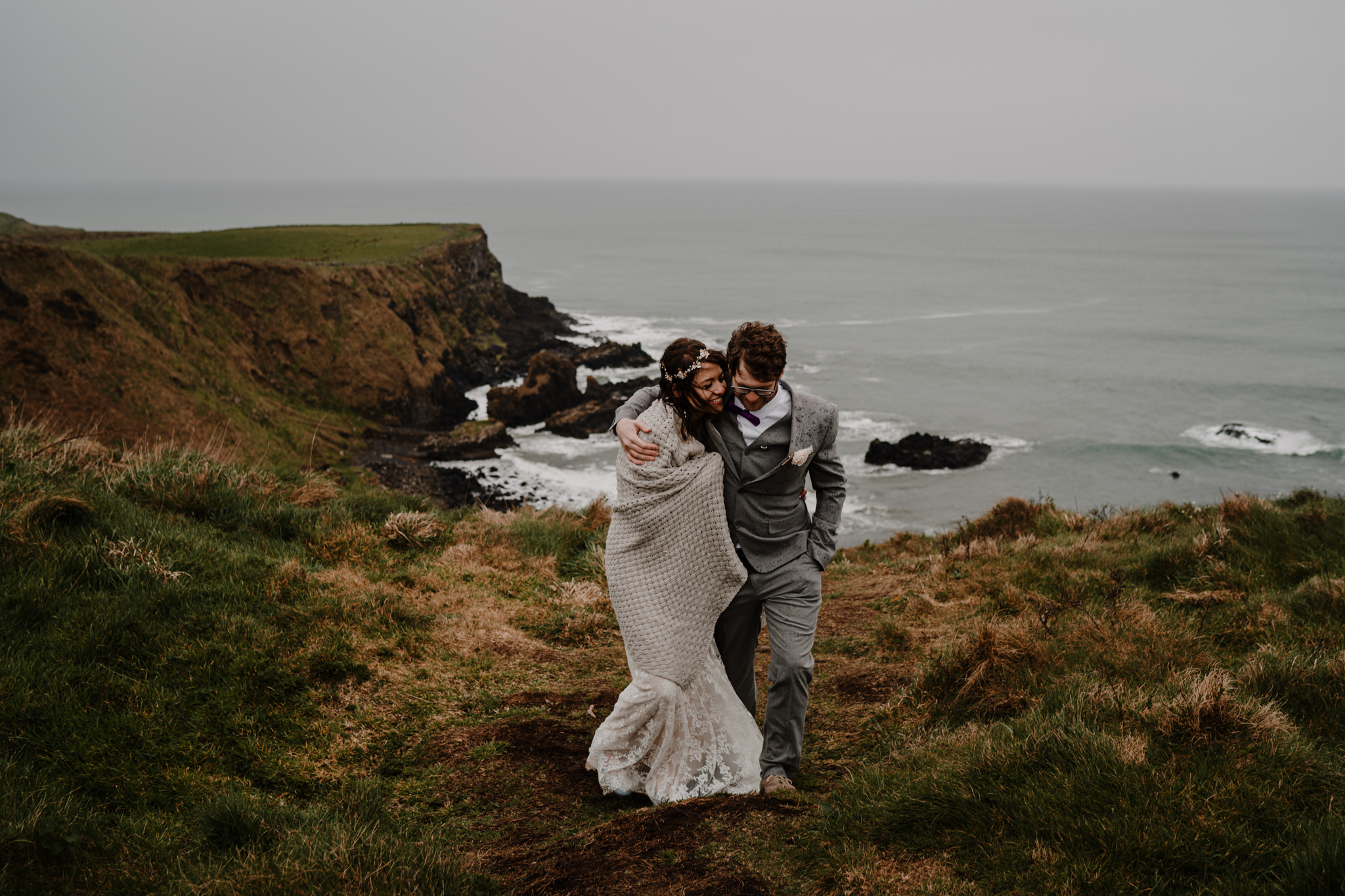 stunning locations to elope on the causeway coast The giants Causeway