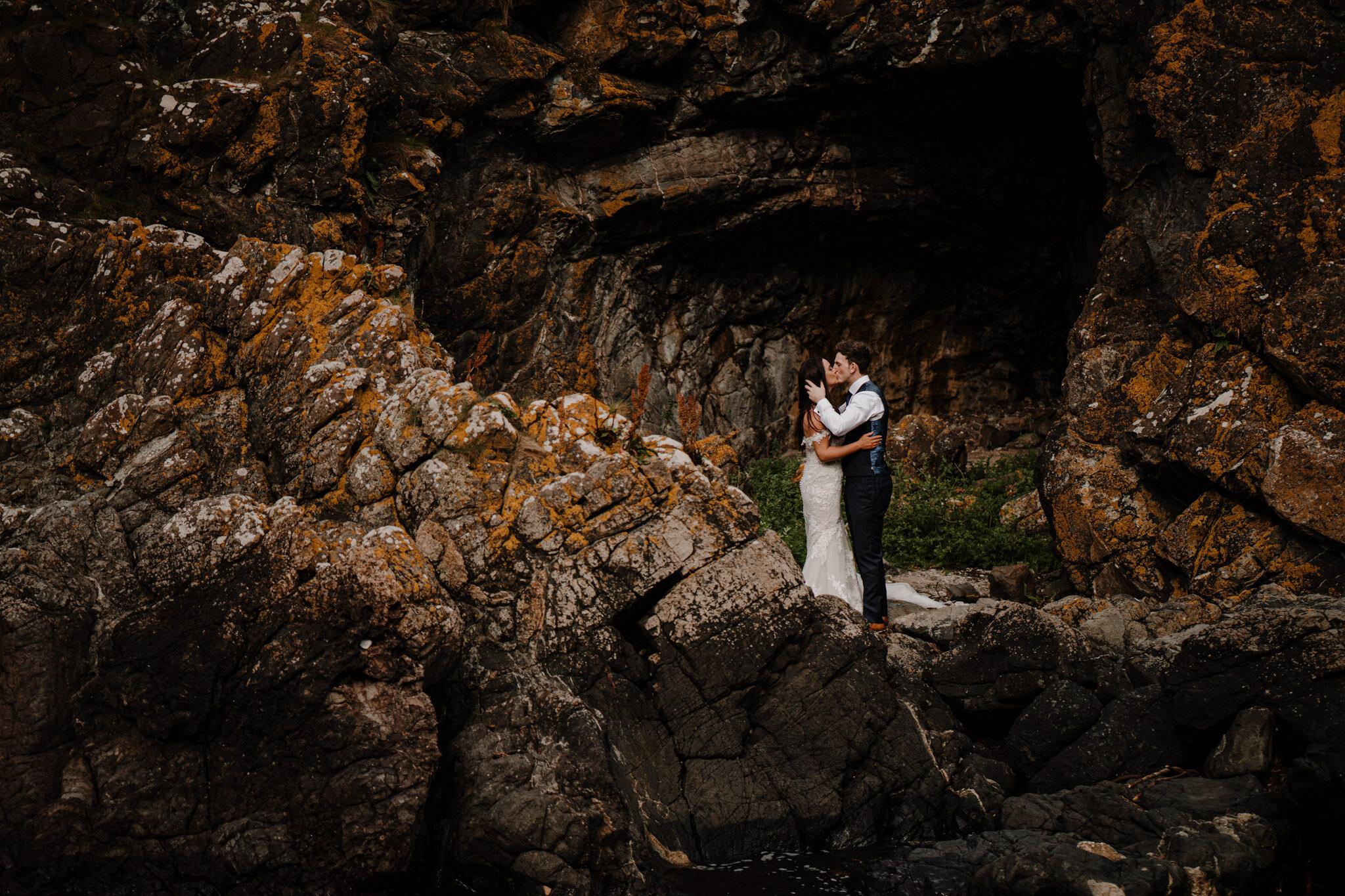 murlough bay wedding northern Ireland GOT location