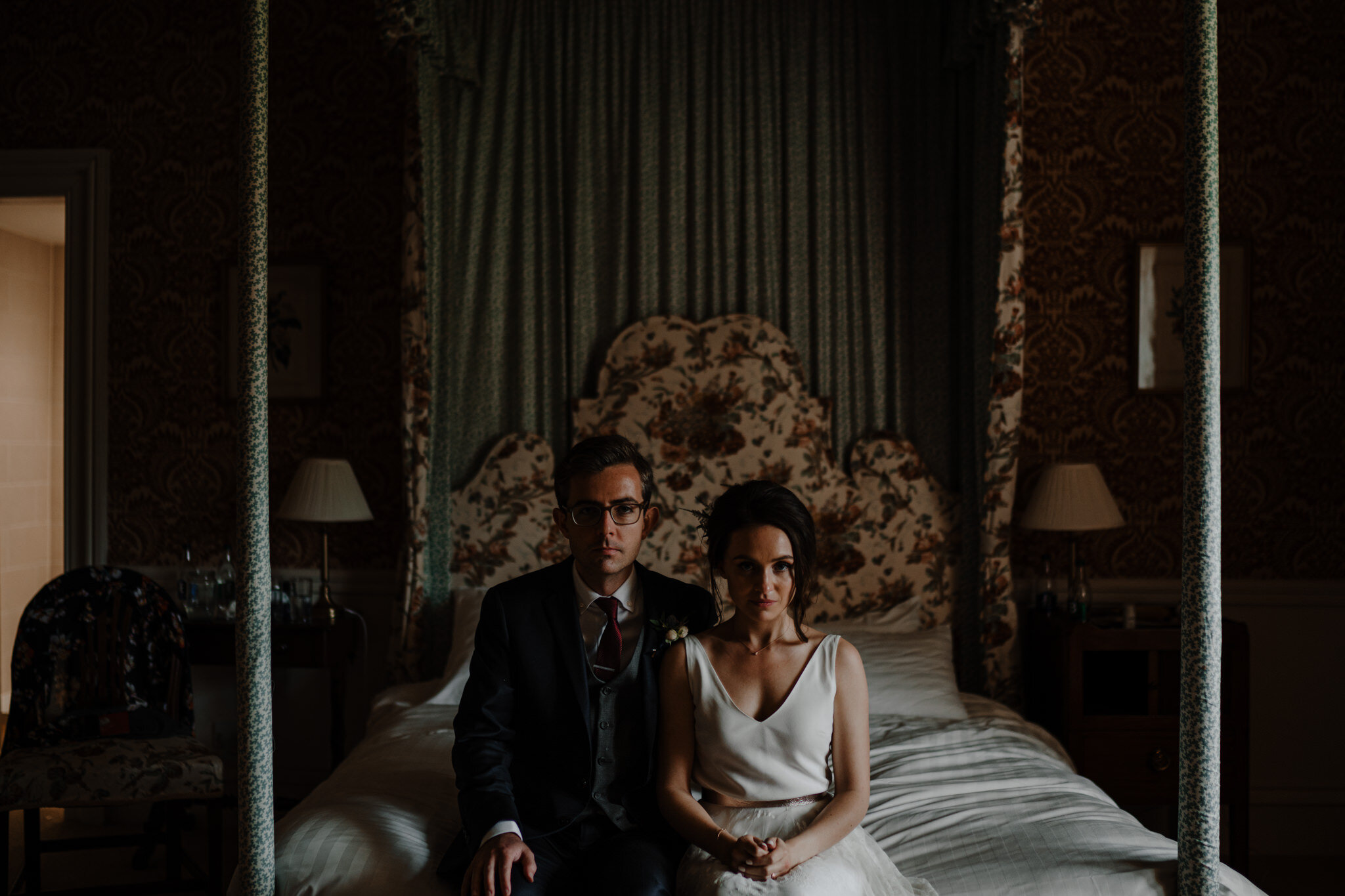 Lee & Lisa - The West Wing Crom Castle