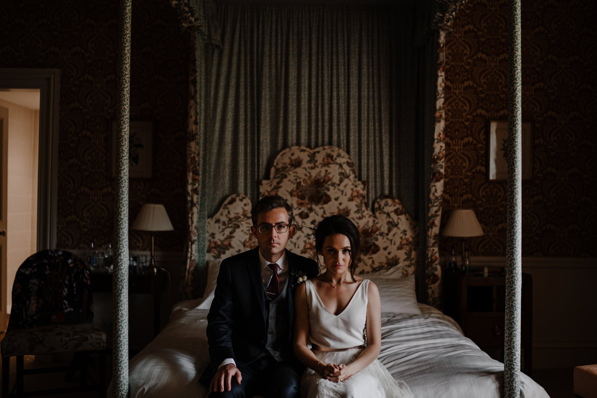 L&l - Intimate wedding crom castle