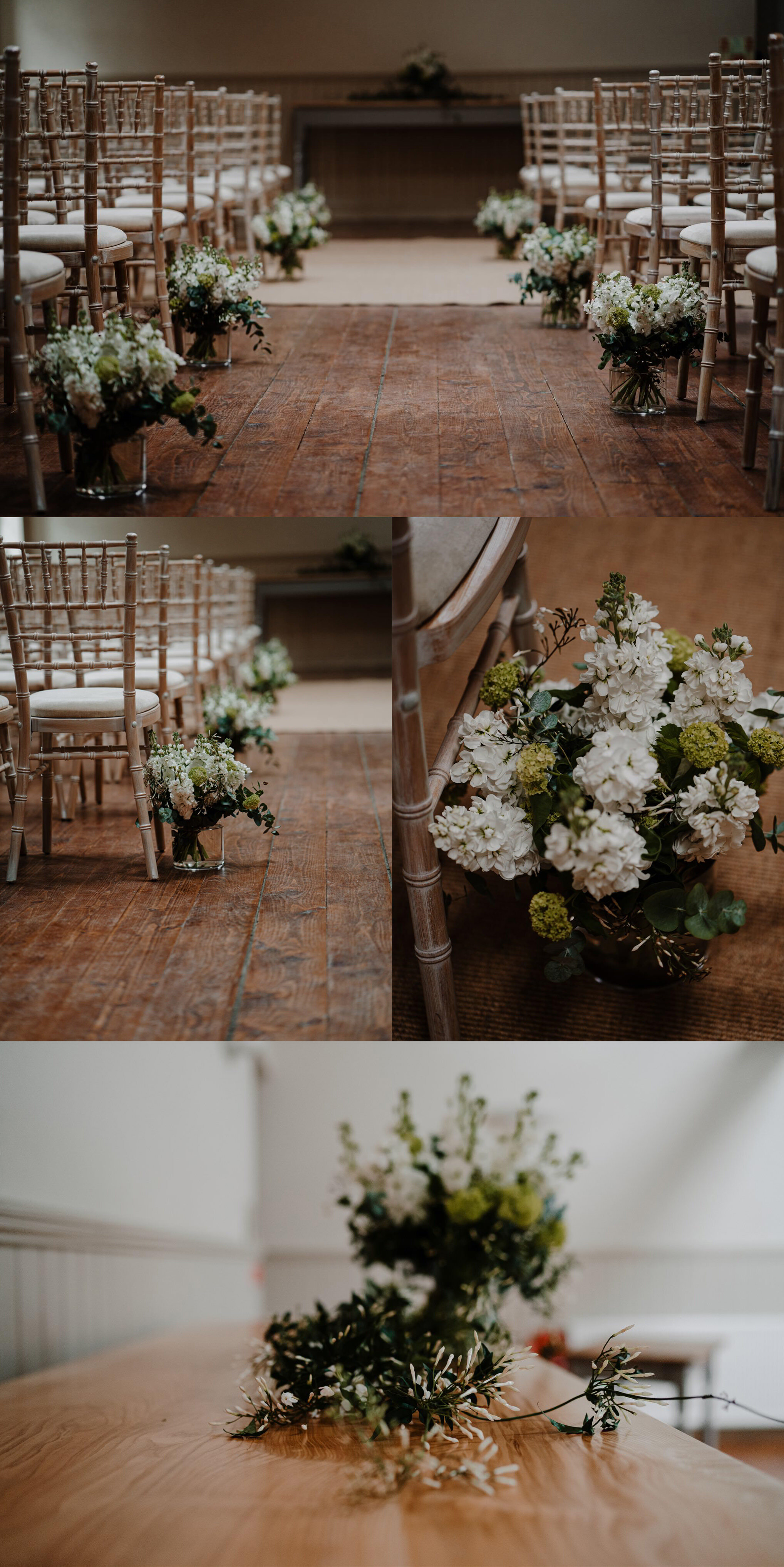 Tullyveery house indoor ceremony all seasons belfast flowers